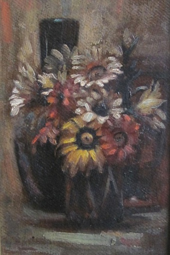 [10197] Still life with flowers