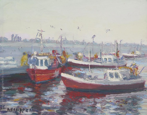 [14117] Fishing boats